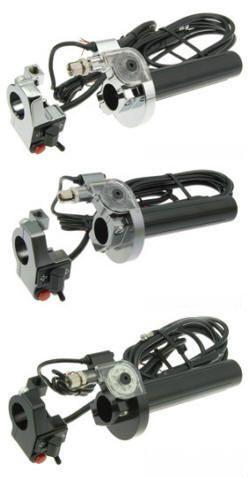 Gasgriffkit SSP CNC-Type