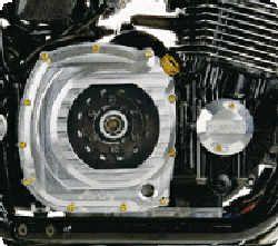 Motordeckel für Yamaha