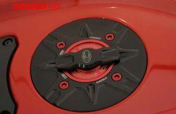 Evotech Quicklock Tankdeckel Aprilia Ducati MV-Agusta