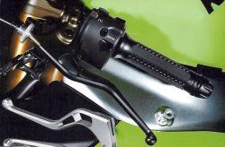 DPM Billet-Handhebel Race für Kawasaki ER6 Z750 1000 Ninja ZX6 ZX10