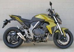 IXIL Hyperlow Edelstahl-Endtopf Honda CB1000R Bj.08- Dualexit E-geprüft