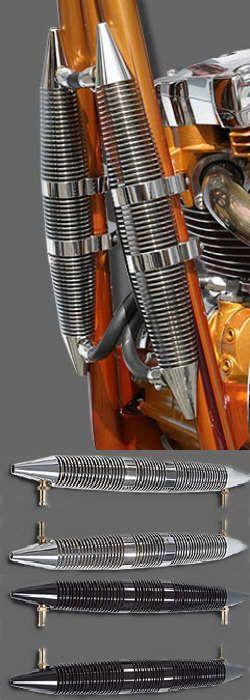 RBS Ölkühler für Custom Bikes